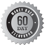 60 day money back garantee